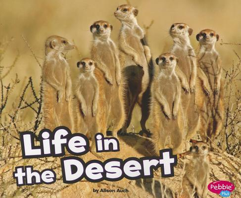 Life in the Desert By Auch, Alison